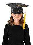 graduation signature hat