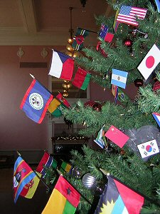 Planning a party: Multicultural and festive: Great office ...