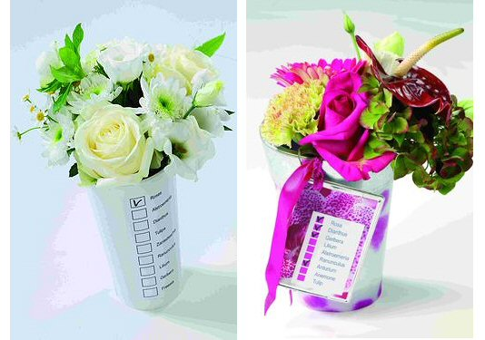 Easy flower gifts and arrangments for an office party - Easy floral arrangements ideas ...