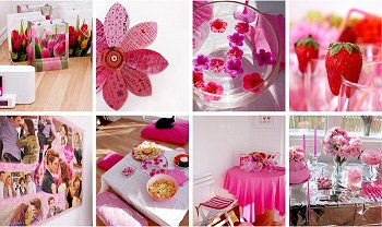 teenage party centerpieces all home interior ideas